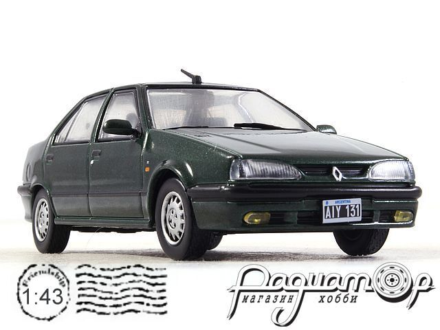 Renault 19 RT (1995) QV12