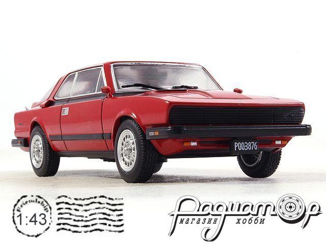 IKA Renault Torino Lutheral Comahue (1978) QV13