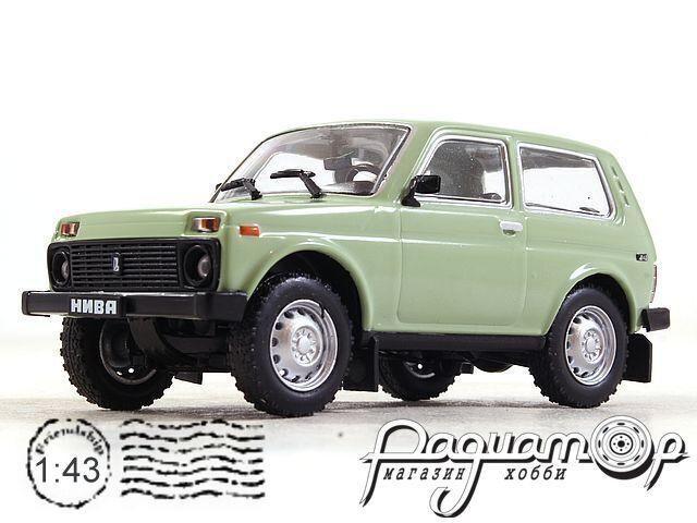 Автолегенды СССР и Соцстран №279, ВАЗ-21213 «Нива» (1994)