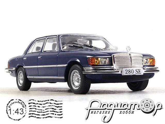 Mercedes-Benz 280 SE (1972) (L) 3387