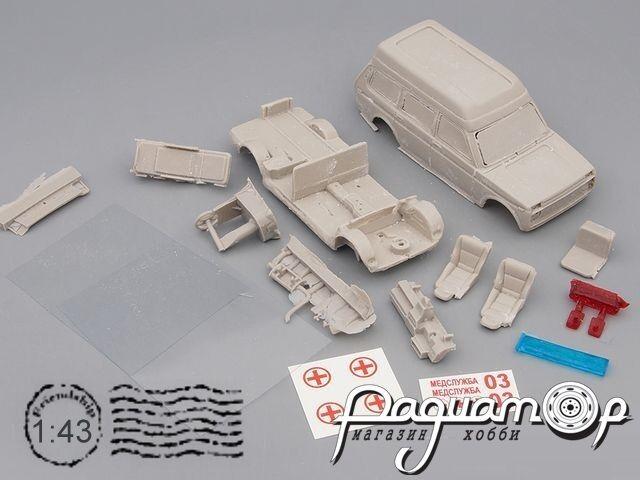 Транскит ВАЗ-2131-05