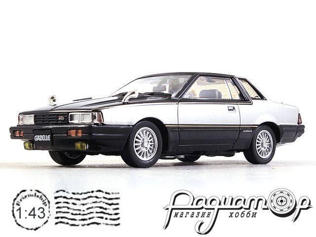Nissan Gazelle Doch RS Extra (1982) 74640 (TI)