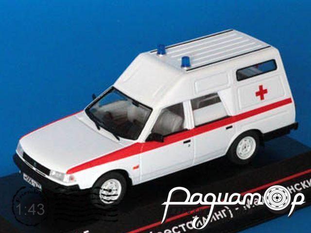 Москвич-2901 (рестайлинг) Медицинский (1998) ICV115