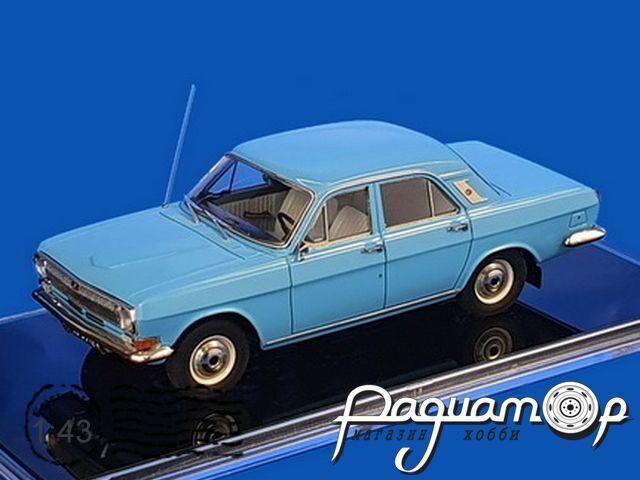 ГАЗ-24 «Волга» (1973) ICV172A