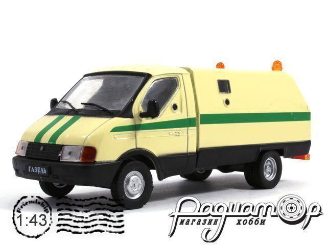 Москвич-412 Відділ регулювання вуличного руху (1967) 2104