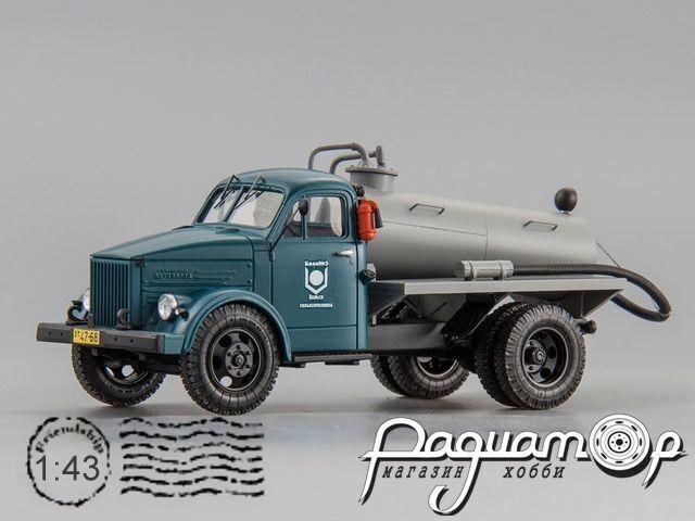 ГАЗ-51, ассенизаторская машина АСМ-2 (1951) SL-170