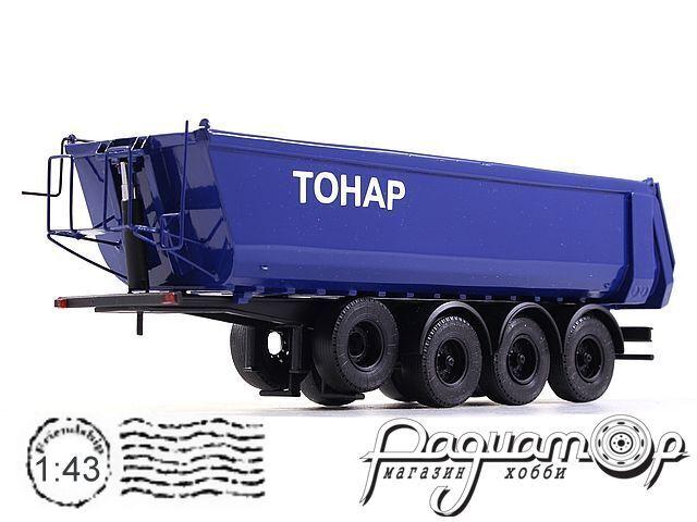 Полуприцеп-самосвал Тонар-9523 (2010) 200723