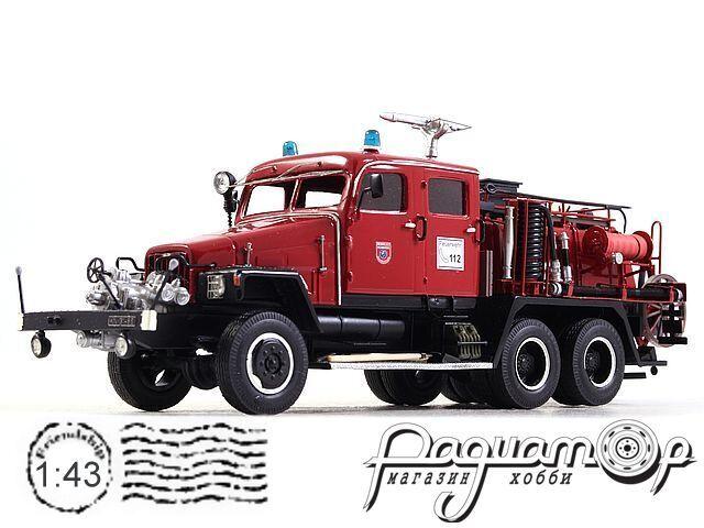 IFA G5 TLF-15 пожарный (1955) 200724