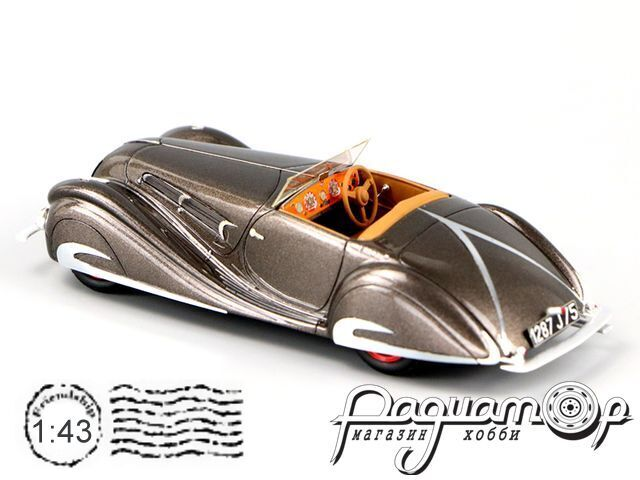 Delahaye 135 Competition (1937) 283891