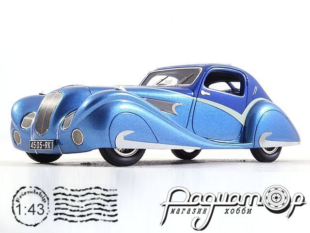 Delahaye 135 Competition (1936) 245615