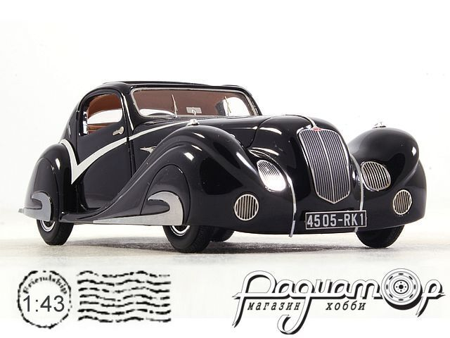 Delahaye 135 Competition (1936) 245616