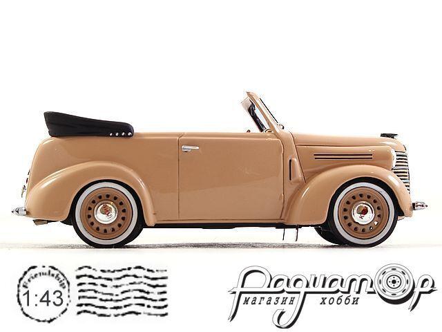 КИМ-10-51 кабриолет (1940) 190511
