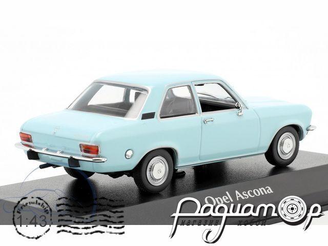 Opel Ascona (1970) 940045801