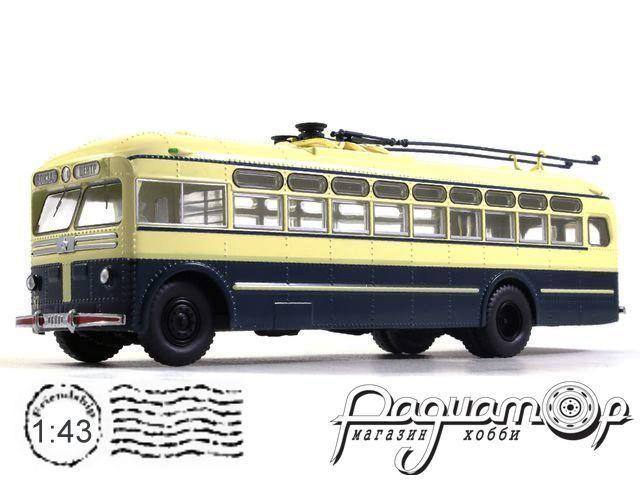 Троллейбус МТБ-82Д (1947) SSM4003