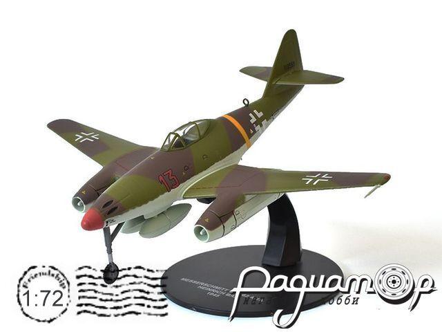 Messerschmitt ME 262 A-1A, Heinrich Bar (1945) 7896002