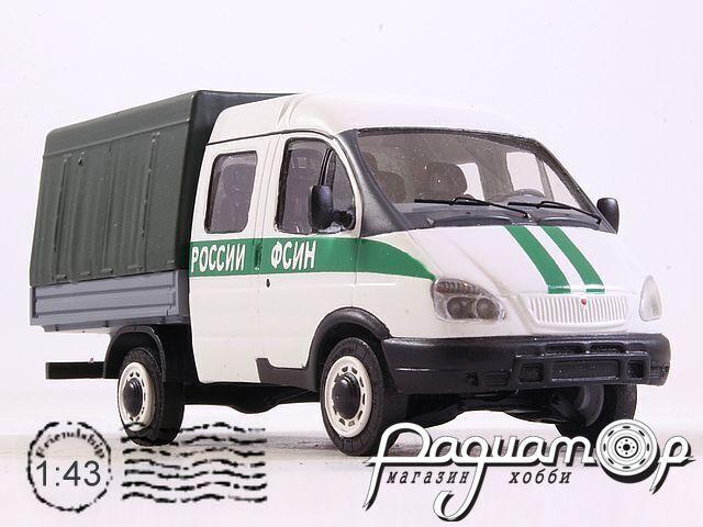 ГАЗ-2310 «Соболь» ФСИН (1998) 200734