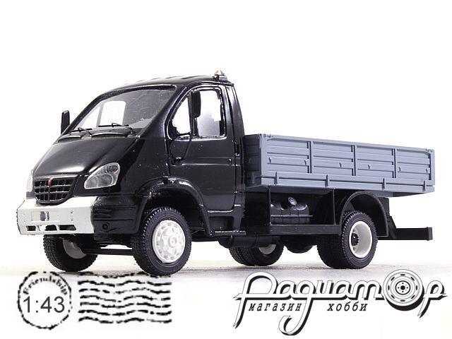 ГАЗ-3310 «Валдай» бортовой (2003) 200733
