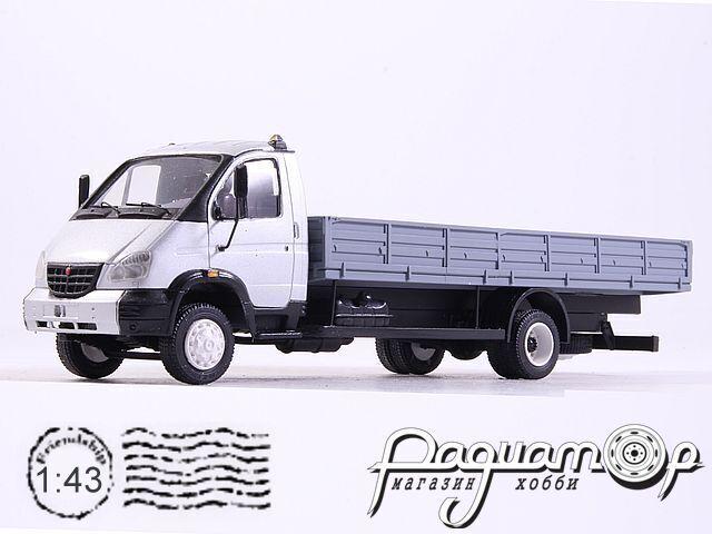 ГАЗ-3310 «Валдай» бортовой, удлиненный (2003) 200731