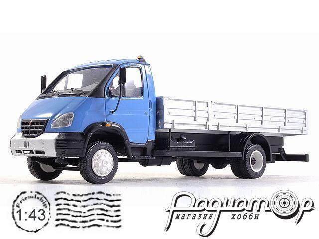 ГАЗ-3310 «Валдай» бортовой, удлиненный (2003) 200732