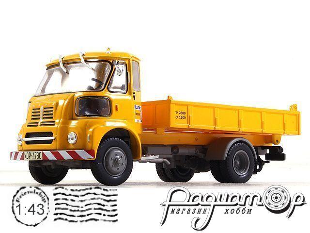 Sava BMC S-66 Mop Truck (1962) SP004