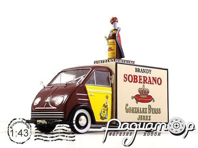 DKW F89 Van Soberano Brandy (1960) SP011