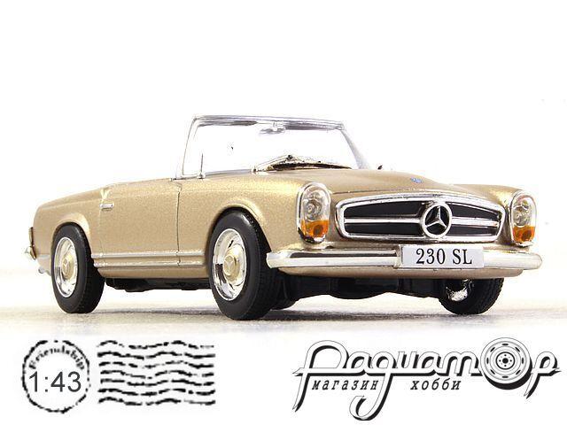 Mercedes-Benz SL-Class 230SL Spider (W113) (1963) 7905003