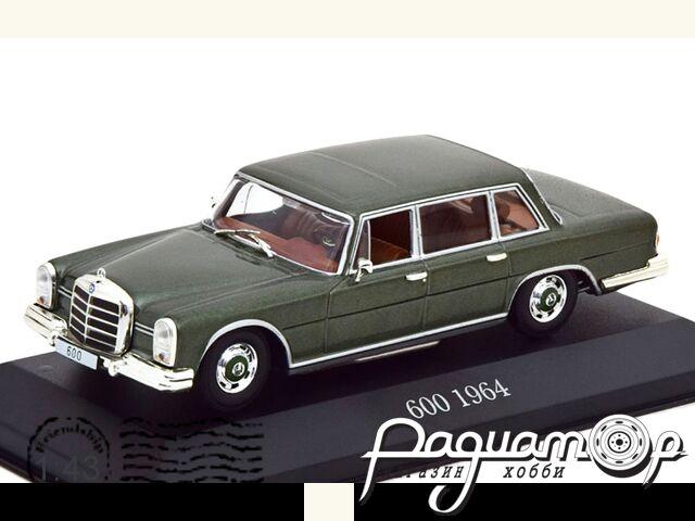 Mercedes-Benz S-Class 600 (W100) (1964) 7905004