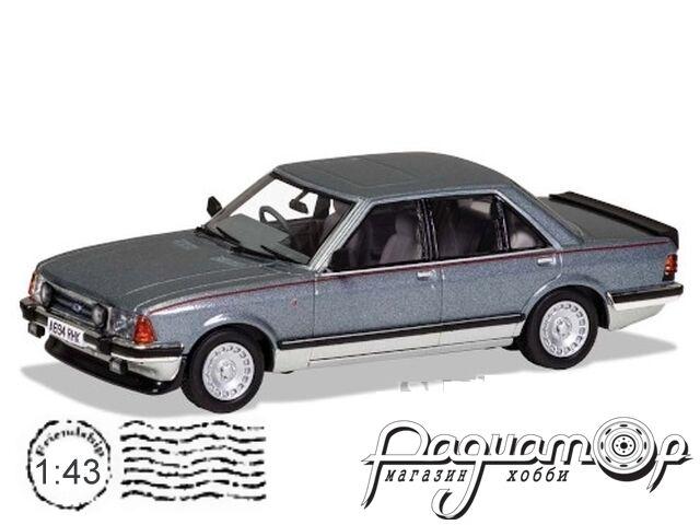 Ford Granada Mk II 2.8i Ghia X (1983) VA12414