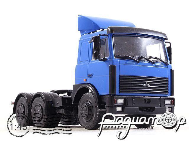 Легендарные Грузовики СССР №26, МАЗ-6422 (1989)