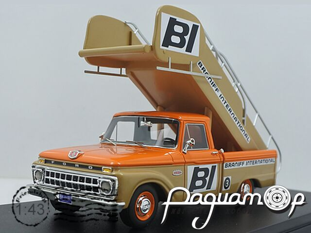 Ford Truck Pick-Up Airport Stairs BI (1965) GCBI003