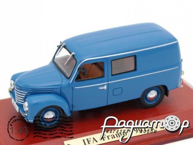 IFA Framo V901/2 Kastenwagen (1954) 7130111