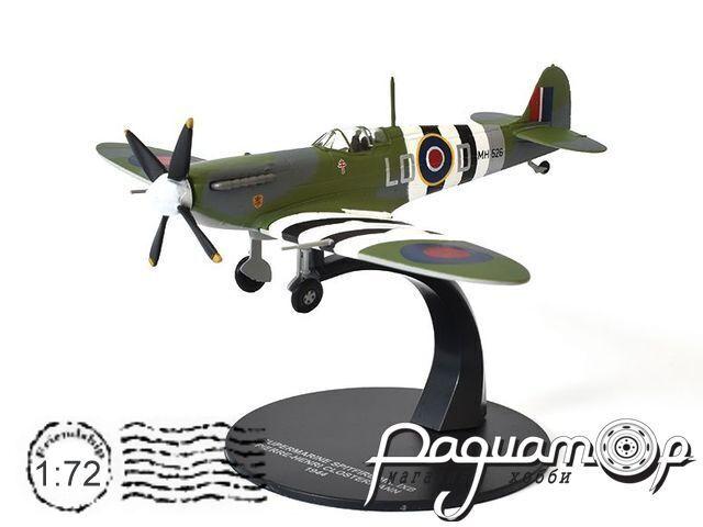 Supermarine Spitfire Mk IXB, Pierre-Henri Clostermann (1944) 7896005