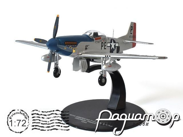 North American P-51D Mustang, George Preddy (1944) 7896007