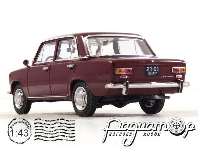 ВАЗ-2101 «Жигули» (1970) EVRM0143-01
