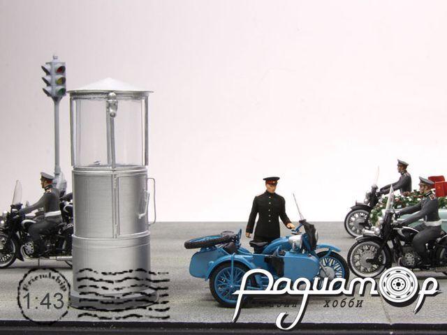 Будка регулировщика (1940-1960) budka1960