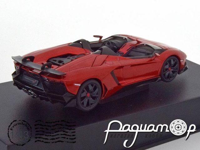 Lamborghini Aventador J Roadster (2012) 54651