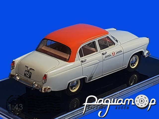 ГАЗ M21A Такси