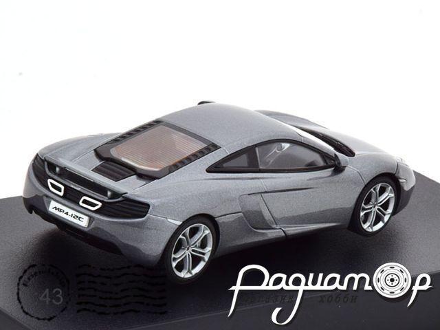 McLaren MP4-12C (2011) 56007
