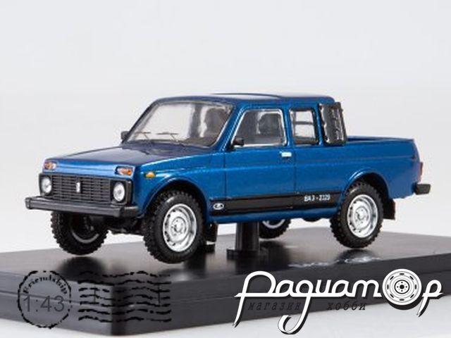 ВАЗ-2329 пикап (1995) LST008