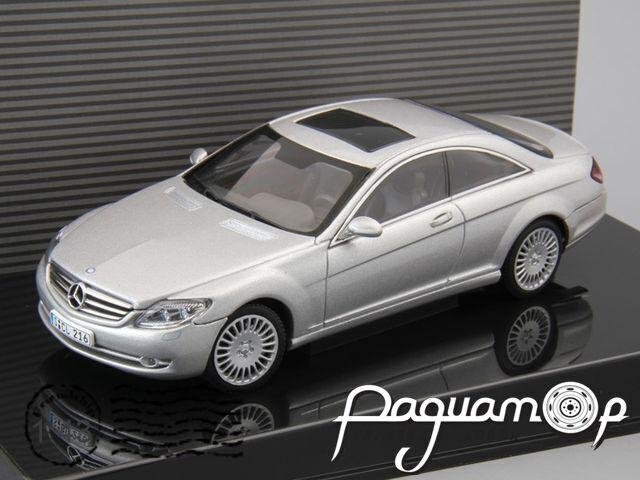 Mercedes-Benz CL-Klasse (C216) (2006) B66962245
