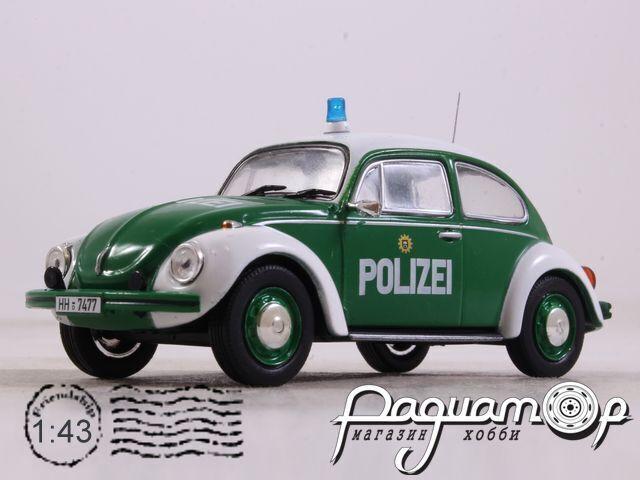 Volkswagen Beetle 1200 Polizei (1977) 7598001