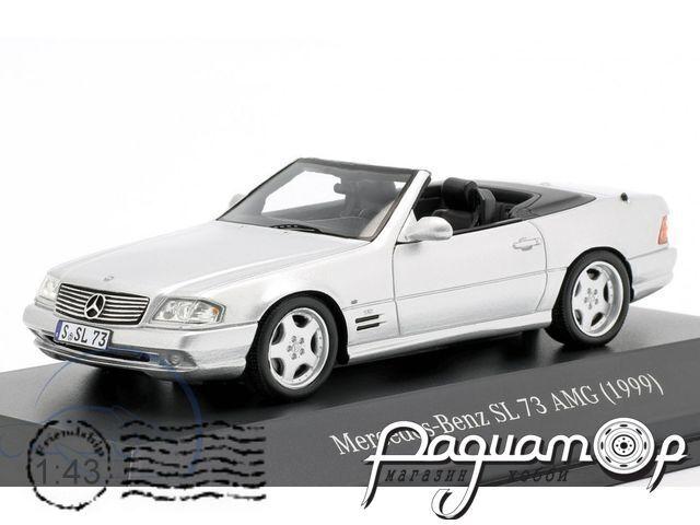 Mercedes-Benz SL 73 AMG (R129) (1999) B66041045