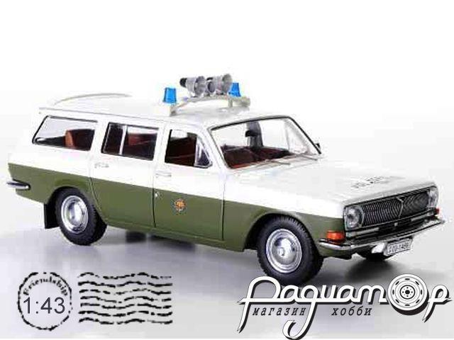 ГАЗ-24-02 «Волга» Volkspolizei (1973) CCC064