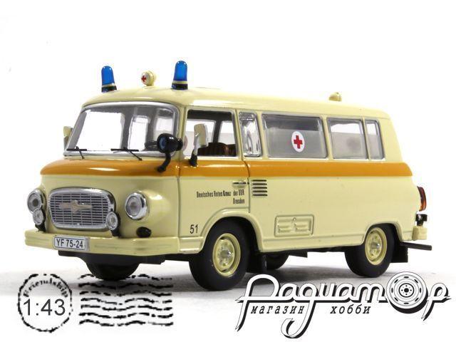 Barkas B1000 «Krankenwagen» (медицинский) (1963) CCC066