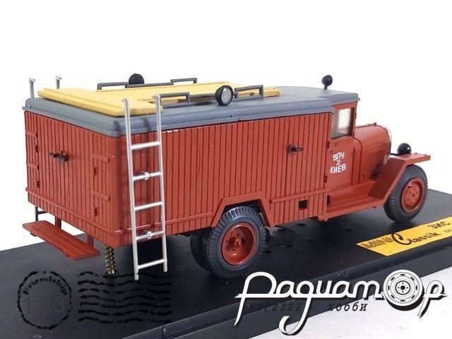 ЗиС-5В пожарный (1945) 1108111 (PV)