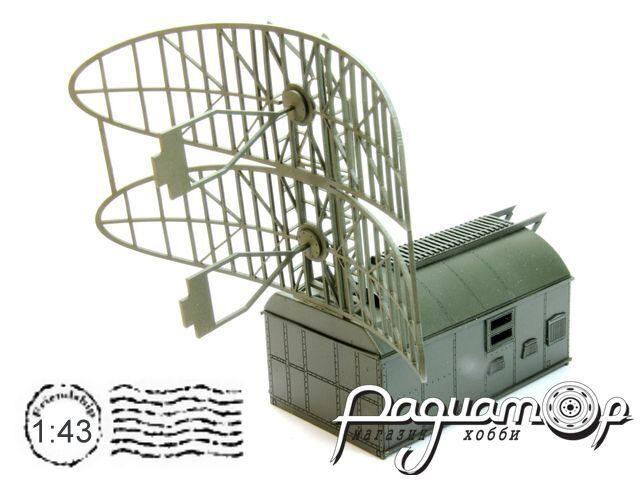 Надстройка Передвижная радиолокационная станция П-15 MK011