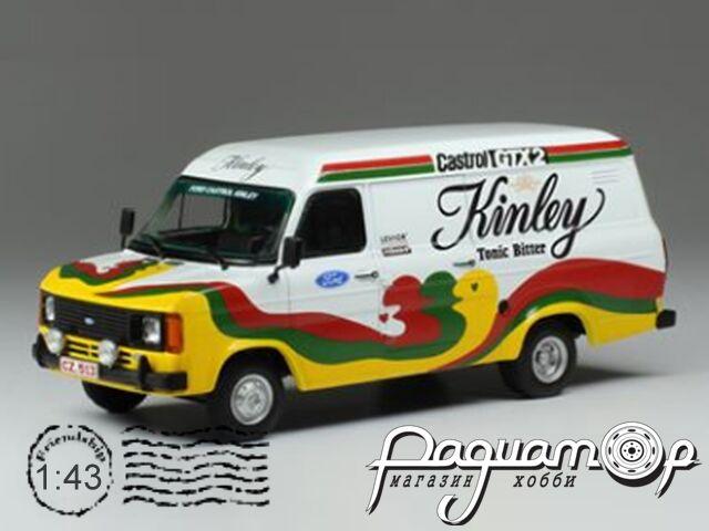 Ford Transit MKII, Kinley, Team Belgium (1985) RAC283