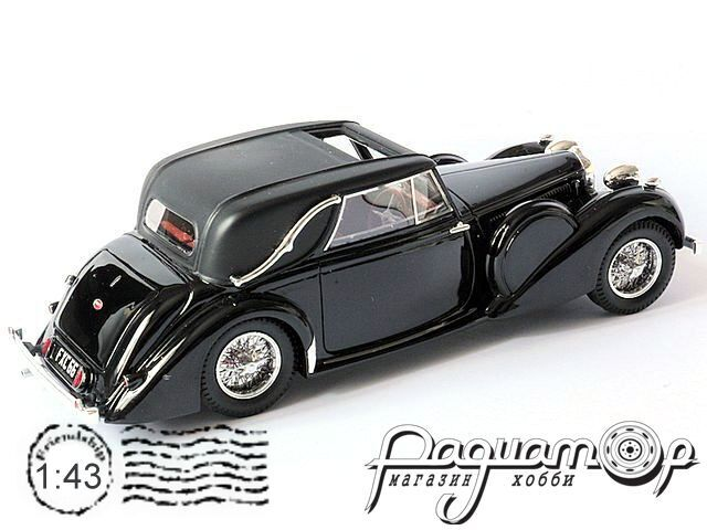 Bugatti T57C s/n57787 Cabriolet, personal car James Young (1939) EVR226