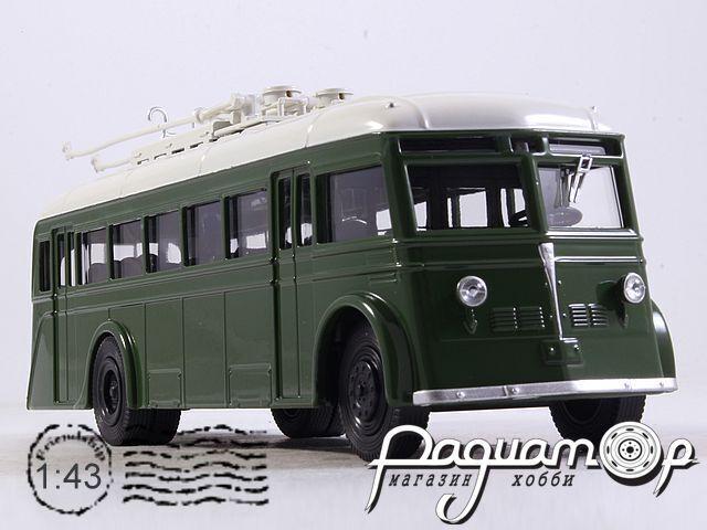 Наши Автобусы №14, ЯТБ-1 (1936)