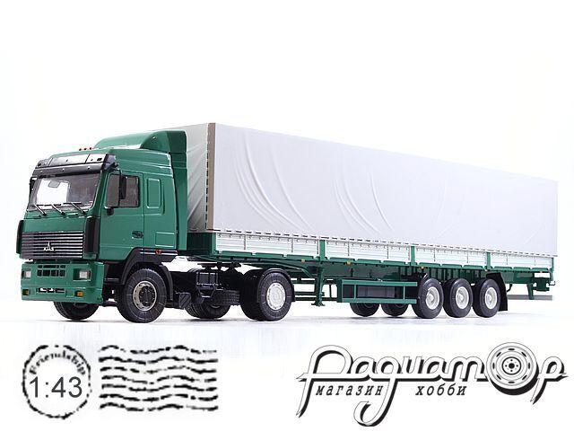 МАЗ-5440 с полуприцепом МАЗ-9758 (2000) 102675
